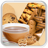 Tasty Biscuits Live Wallpaper icon