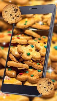 Tasty Biscuits Live Wallpaper screenshot 1