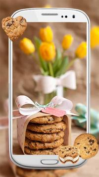Tasty Biscuits Live Wallpaper screenshot 2