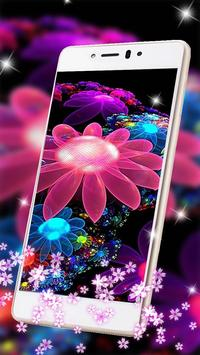 Vibrant Glitz Live Wallpaper screenshot 1