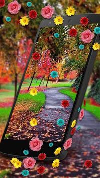 Autumn Leaves Live Wallpaper screenshot 1