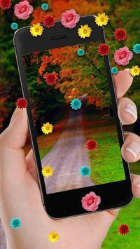 Autumn Leaves Live Wallpaper screenshot 2