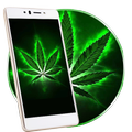 Savage Marijuana Live Wallpaper