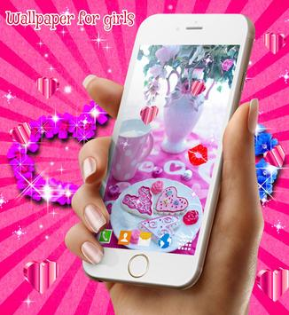 Live Wallpapers For Girls Apk Screenshot