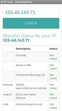 My IP screenshot 2