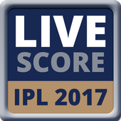 Live Score for IPL 2017 icon
