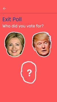 Exit Poll apk screenshot