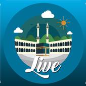 Makkah & Madina Live Streaming icon