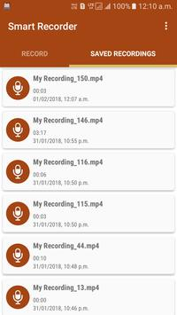 Live Recorder screenshot 1