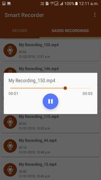 Live Recorder screenshot 2