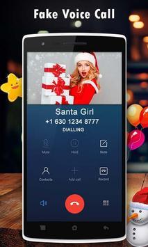 Live Santa Claus Video Call screenshot 4