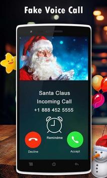 Live Santa Claus Video Call screenshot 5