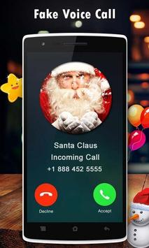 Live Santa Claus Video Call screenshot 3