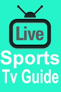Live Sports Tv (Guide) 2017 poster
