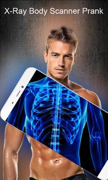 X-ray Body Scanner Prank poster