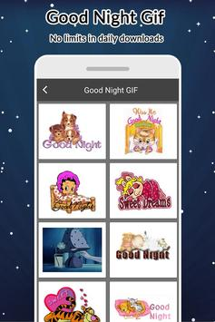 Good Night Gifs Collection apk screenshot