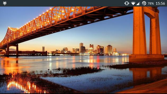 New Orleans Wallpapers apk screenshot
