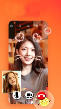 Girls Chat Live Talk - Free Chat & Call Video tips screenshot 1