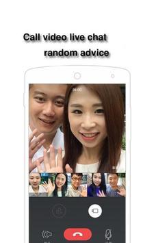 Girls Chat Live Talk - Free Chat & Call Video tips screenshot 2