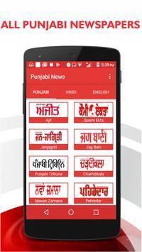 Punjabi News - All News Papers screenshot 1