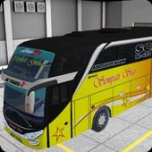 Livery BUSSID Sempati Star HD Simulator icon