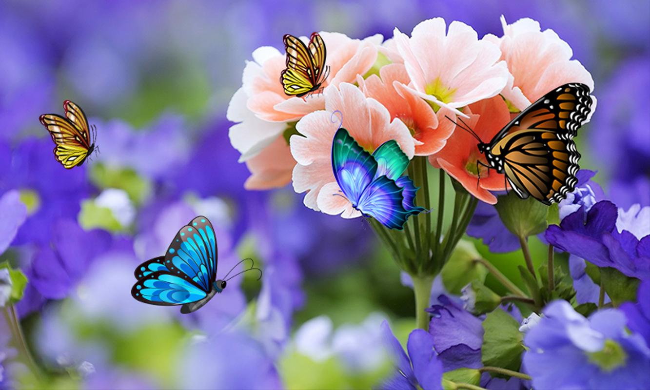 3D Butterfly Live Wallpaper for Android - APK Download