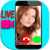 Call Video Beta Live Chat Random Streaming Guide icon