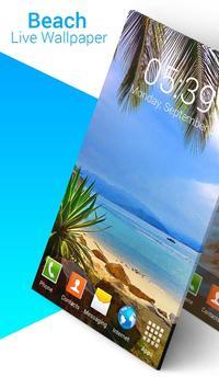 Beach Live Wallpaper screenshot 4