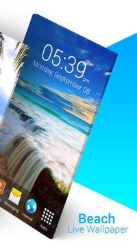 Beach Live Wallpaper screenshot 5