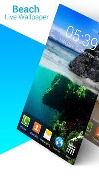 Beach Live Wallpaper screenshot 6