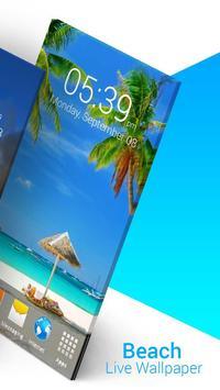 Beach Live Wallpaper screenshot 3