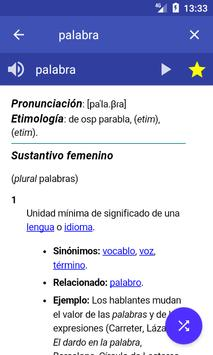 Spanish Dictionary - Offline poster