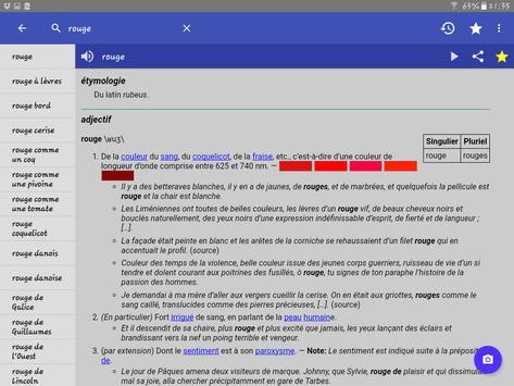 French Dictionary - Offline screenshot 9