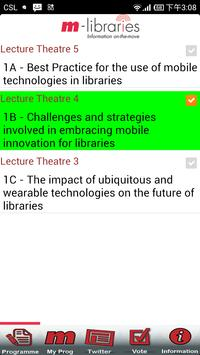 m-libraries Conference screenshot 2