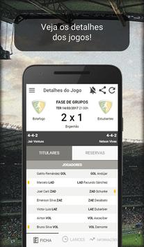 Table Libertadores 2018 screenshot 1