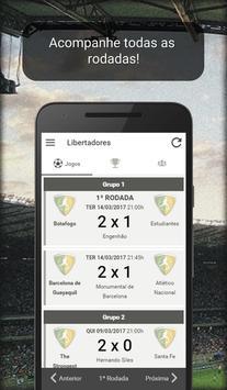 Table Libertadores 2018 screenshot 2