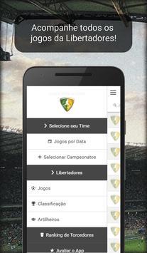 Table Libertadores 2018 screenshot 3