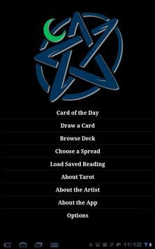 Tarot of Connections free poster