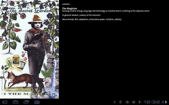 LiteraTarotBot US free apk screenshot