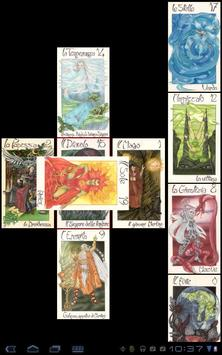Tarot Trumps of Merlin free screenshot 2