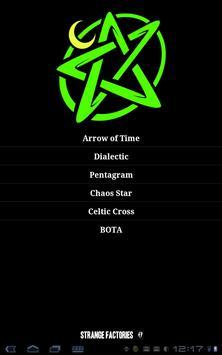 TarotBot Android tarot reader apk screenshot