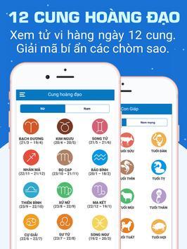 Lich Am, Lịch âm dương, Lịch Việt Nam 2018 تصوير الشاشة 6