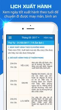 Lich Am, Lịch âm dương, Lịch Việt Nam 2018 تصوير الشاشة 1