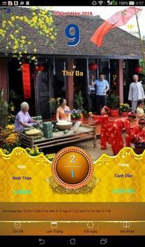 Lich Van Nien 2016 - Lich Viet apk screenshot