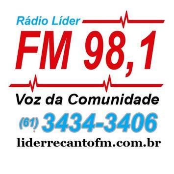 Líder Recanto FM poster
