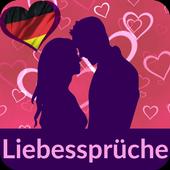 Liebessprüche 💖 Liebeszitate icon