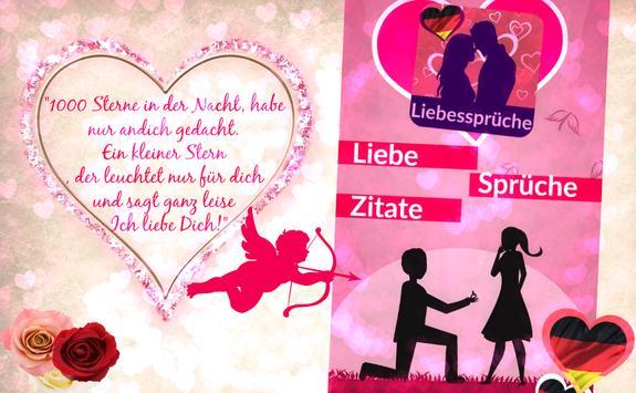 Liebessprüche 💖 Liebeszitate poster