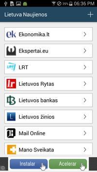 Lithuania News apk screenshot