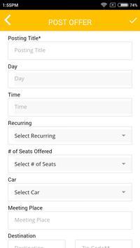 carpool.life apk screenshot