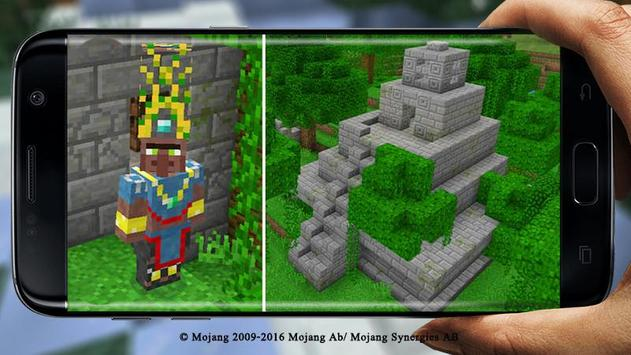 Life Mod For Minecraft PE poster ...